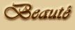 Beauté (titre)
