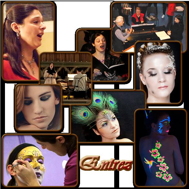 Entrez dans le site officiel de la chanteuse, maquilleuse et infographiste professionnelle Marielle STURM